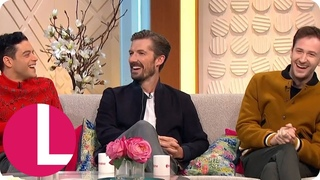 Stars of Queen Movie Bohemian Rhapsody Reveal the Story Behind the Iconic Song   Lorraine