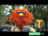 Sesame Street Letter T