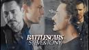 • battlescars (tony stark steve rogers) stony