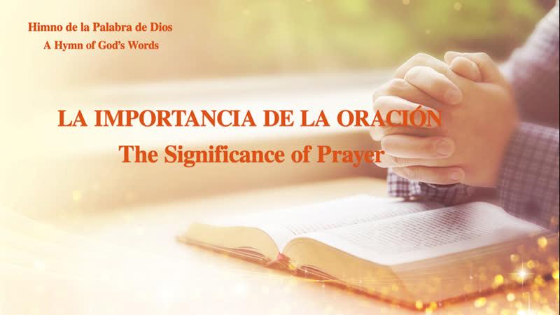 Música de adoración para orar La importancia de la oración