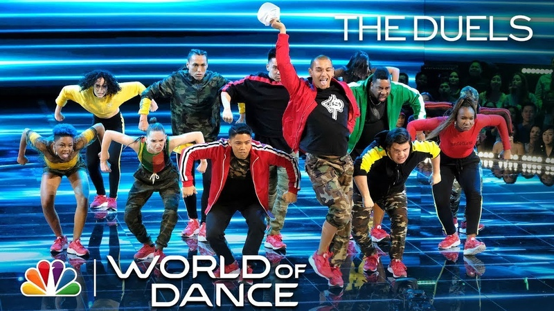15 авг. 2018 г. ThaMOST Heats Up the Floor to Sean Paul's Temperature - World of Dance 2018: The Duels