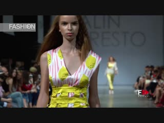 Alin presto spring summer 2019 ukrainian fw - fashion channel