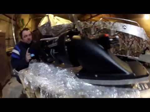Водометный движитель JBP 200 - -первое знакомство