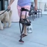 "Tech Inventions on Instagram ""This is a hands-free crutch for walking.  Via @adamdanyal"""