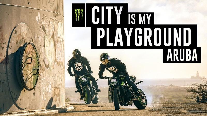 City Is My Playground 3 ARUBA | Nick Apex Ernie Vigil