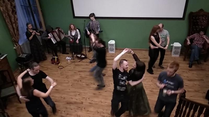 4 года танцевальной школе Teaghlach - 3