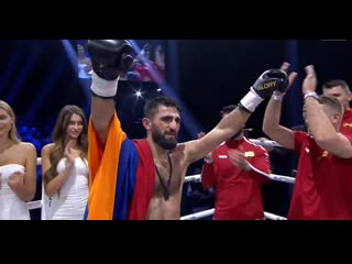 GLORY 65: Marat Grigorian New Glory Lightweight world champion