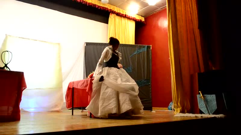 Алина Горяйнова. второй год занятий.