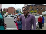 Мужик пришёл на акцию против абортов и доходчиво объяснил зачем аборты нужны
