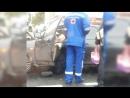 Это было покушение : машина шоумэна Стаса Барецкого врезалась в трактор