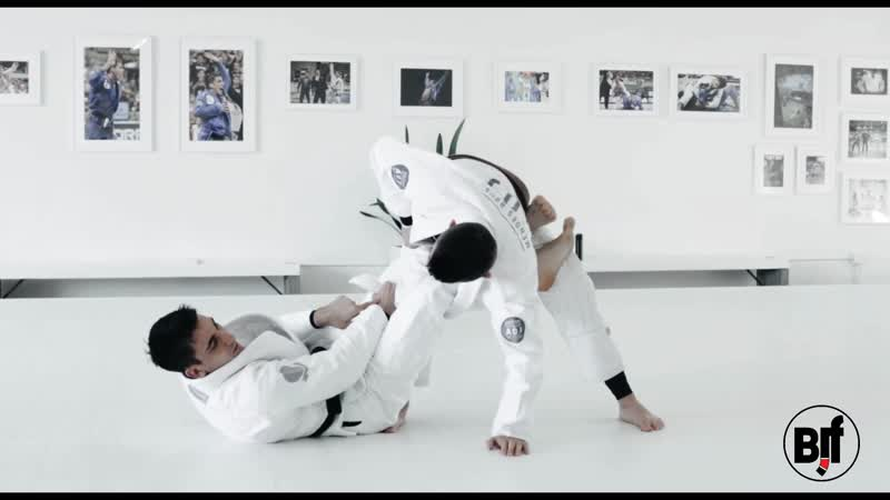 Gui Mendes - CONNECTING SIT UP GUARD TO WORM GUARD and SWEEP bjf_aoj