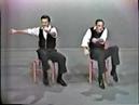 Sitting dance