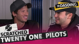 Scratched: A Twenty One Pilots Interview never had to end like this before | DASDING
