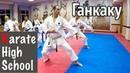 Высшая школа каратэ Ката Ганкаку Урок Александра Чичварина