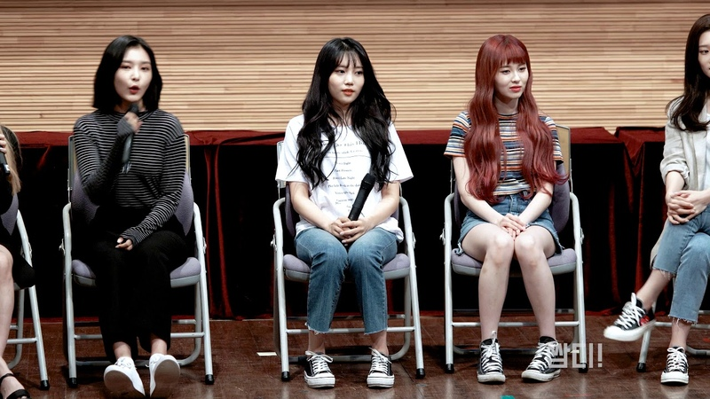 [4K] 20180914 다이아 (DIA) 팬사인회 3주년 이벤트 및 제니 생일 축하 직캠 (주은, 정채연, 예48