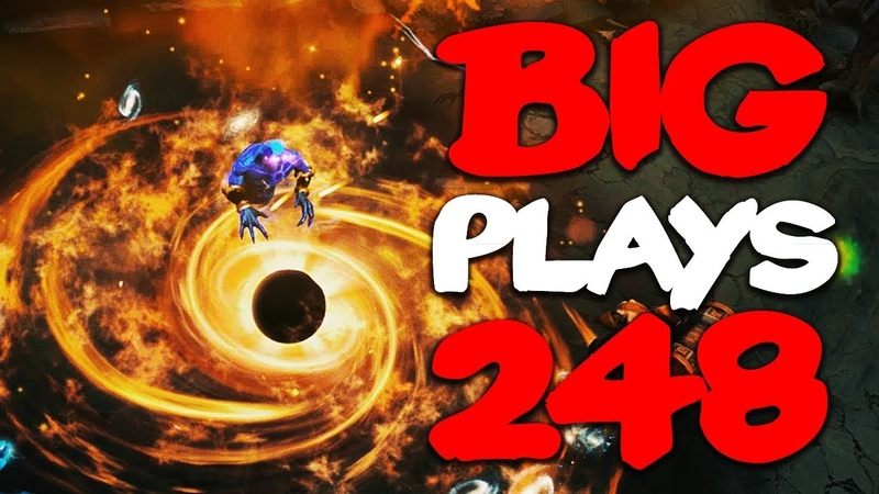Dota 2 - Big Plays Moments - Ep. 248