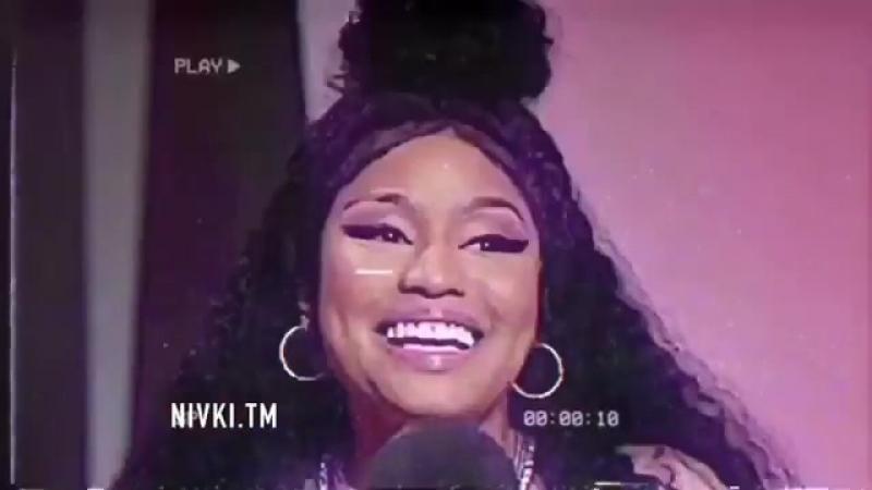 I will always love Nicki 💕♥️