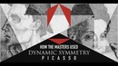 Dynamic Symmetry - How the Masters Used It - Picasso [Drawing Techniques] (2017)
