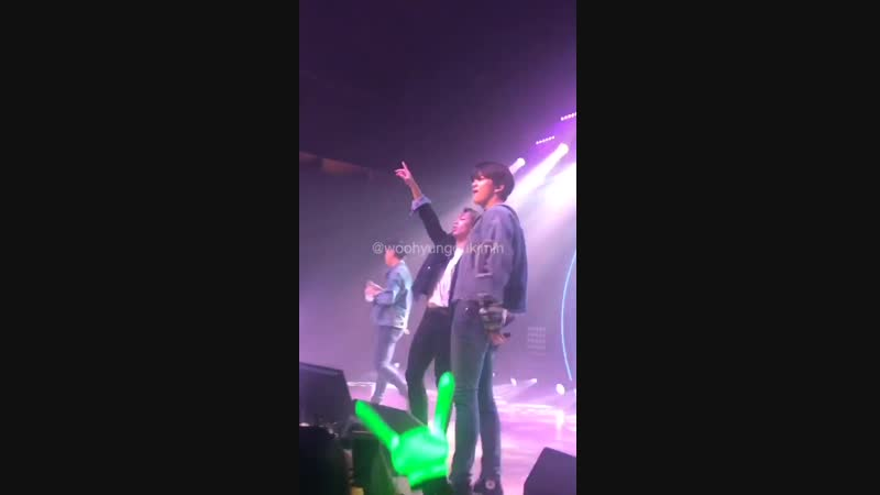 13.11.18 That's my jam @ 2018 B.A.P. North America Tour FOREVER - Даллас