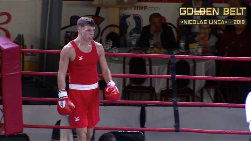 FINAL (69kg) Pat McCormack (ENG) vs Vasili Belous (MDA) /Golden Belt Nicolae Linca 2018/