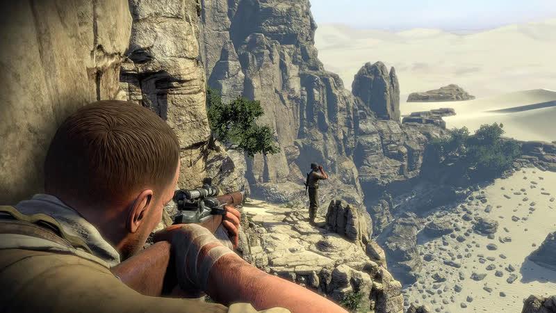 Sniper Elite 3 Часть 4 DLC