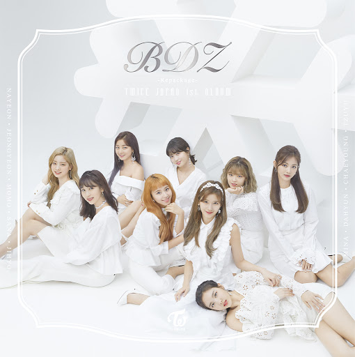 Twice альбом BDZ -Repackage-