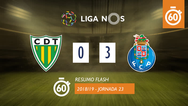 Лига НОШ 2018 19 Тур 23 Тондела Порту 0 3 лучшие моменты