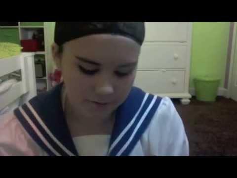 Konata Izumi Makeup tutorial