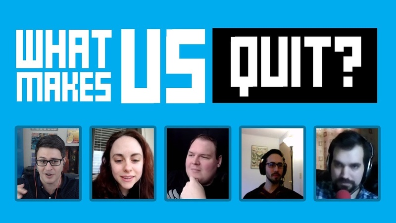 What Makes Us Quit? - Lessons From Indie Game Developers