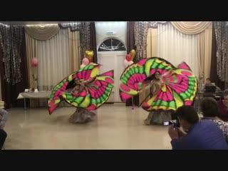 Бабочки -шоу-балет Стихия