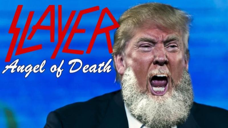 MetalTrump Angel Of Death Slayer
