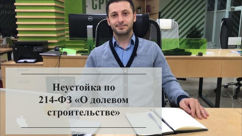 Анализ судебной практики - Неустойка по 214-ФЗ (О долевом строительстве)