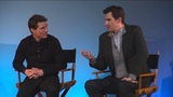 Oblivion Live Q&ampA with Tom Cruise