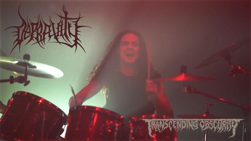 DEPRAVITY (Australia) - Despondency OFFICIAL VIDEO (Death Metal) Transcending Obscurity
