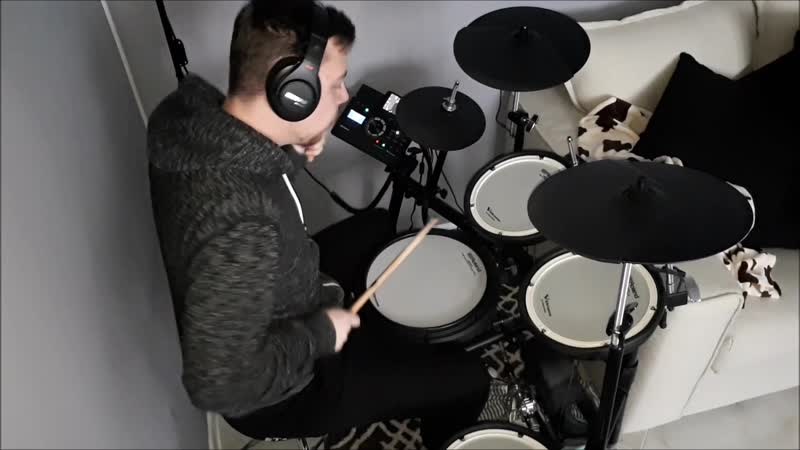 Nuteki - Мечты (Drum Cover by Max Pozdnyakov)
