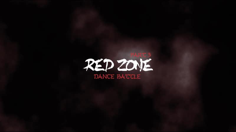 RED ZONE BATTLE III | HIP HOP KIDS | Бежанов Артем vs Федотова Настя