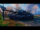 КРОВЬ И ПОТ.Caernarvon Action X «Королевская охота»1 - World of Tanks.