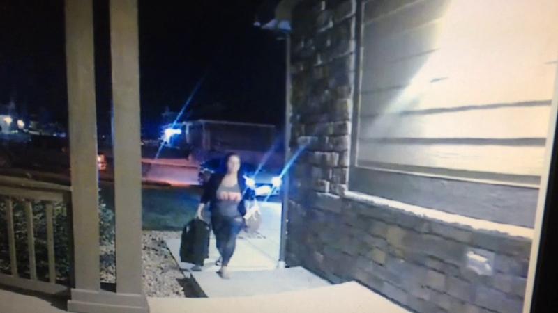 Shanann's Last Time Entering her House