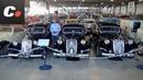 Conservatoire Citroën Visita al Museo del doble chevrón Reportaje