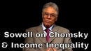 Thomas Sowell on Noam Chomsky and Income Inequality