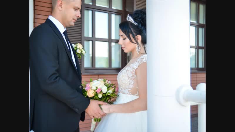 Wedding day Dmitry and Olga 11.08.18
