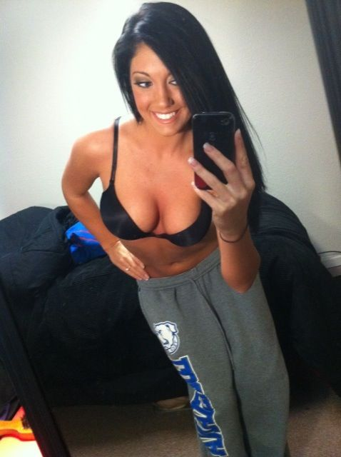 Horny asian girl wants a big dick