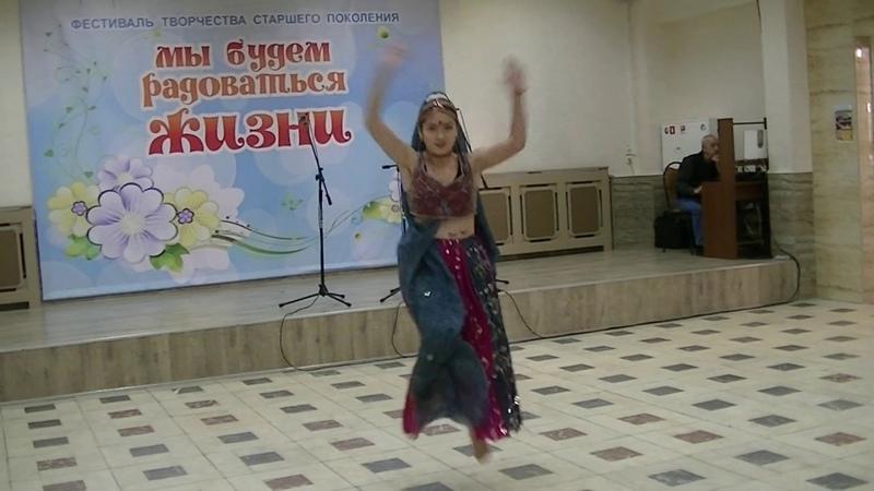 Татьяна Тихонова Индийский танец Болливуд