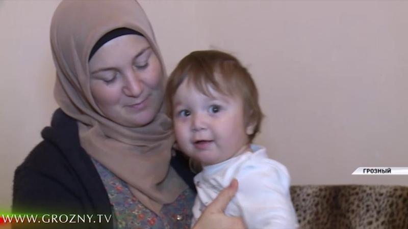 Фонд Кадырова оказал помощь в лечении пятерым тяжелобольным