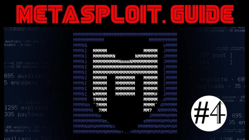 Metasploit Guide - 4 - Control Webcam, Dump Database, Get System Upload FIle to Victim