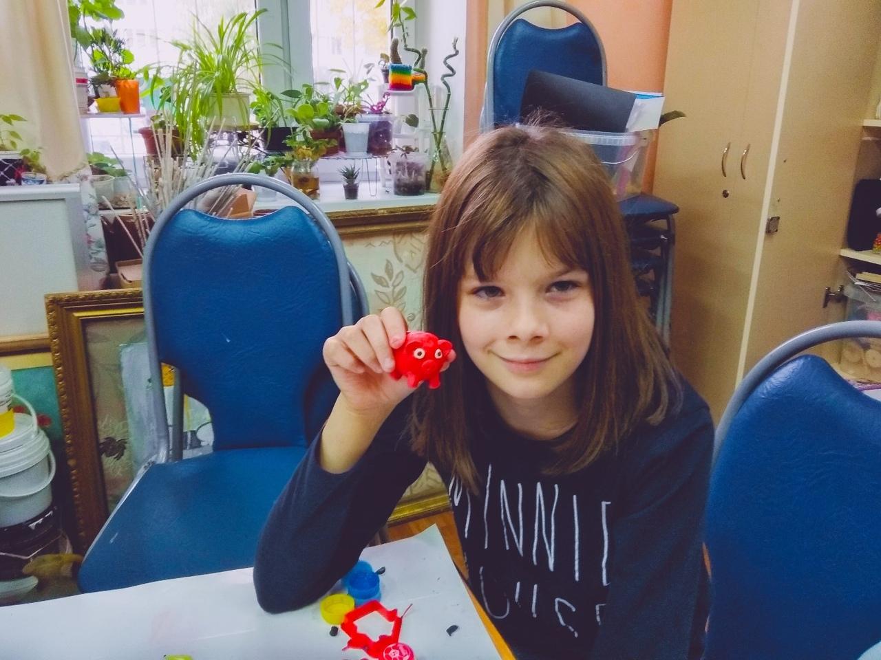 """ГТД """"Московия"""" - осенние каникулы - детское творчество"""