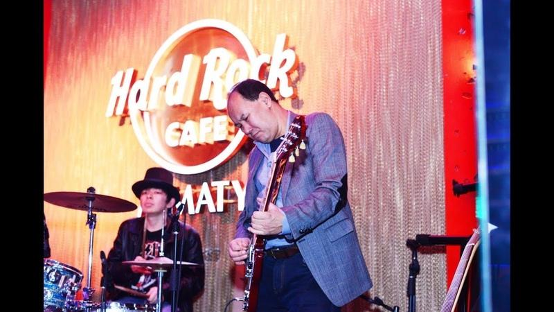 Шестой совместный отчётный концерт школ рока и джаза T MAJ в г Алматы