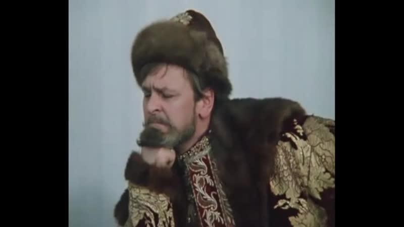 Иван Васильевич слушает даб