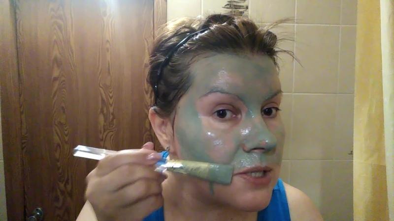 Утренняя экспресс-маска. Зарядка для кожи!