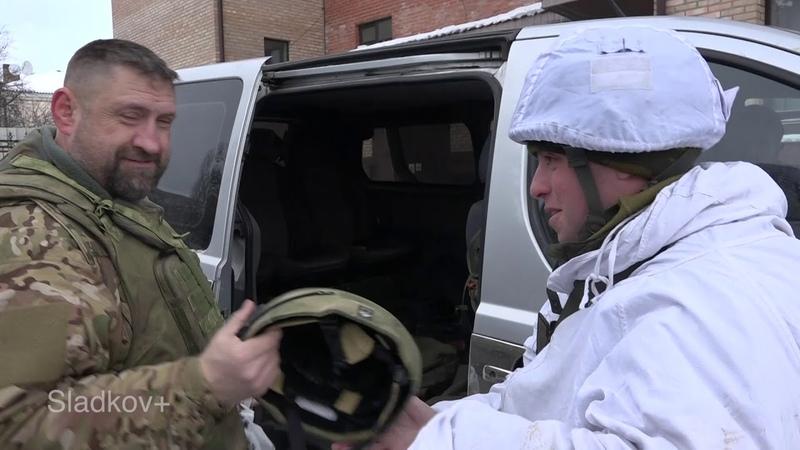 Экипировка репортёра на войне в Донбассе